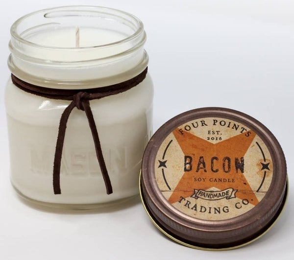 Bacon Scented Candle!