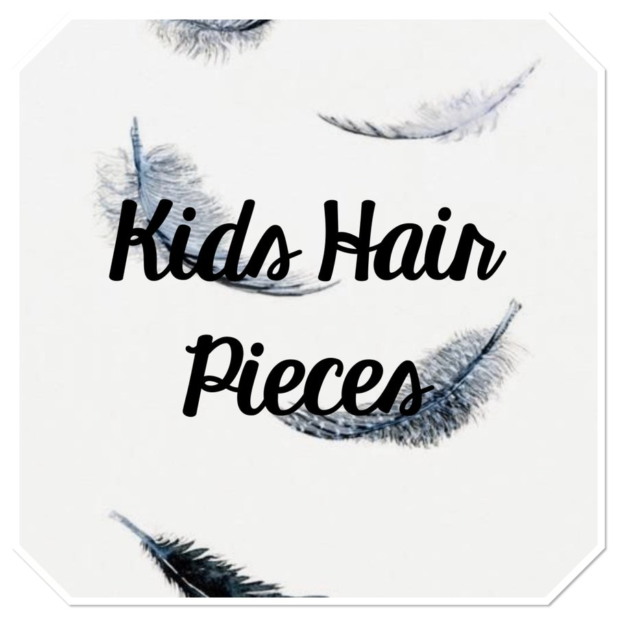 Kids Hair Pieces