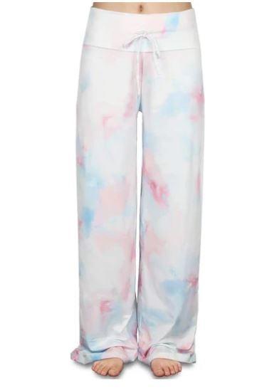 MA021 Cotton Candy Tie Dye Lounge Pants