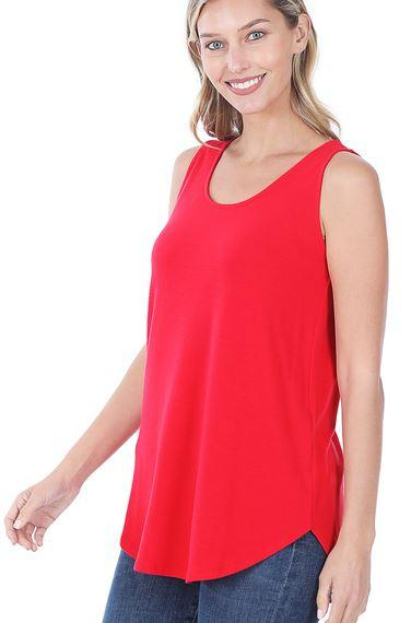 MA015 Zoey Everyday Tank Top