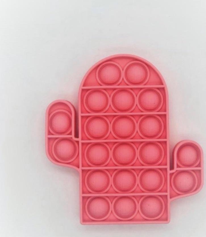 AP51 Push Pop Bubble Sensory Toys