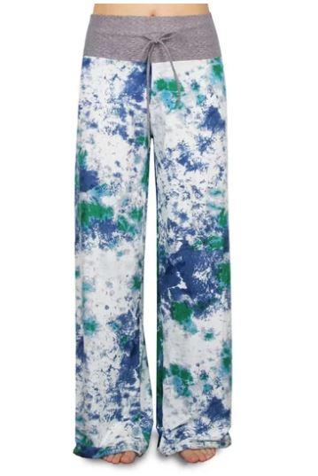 MA023 Planet Earth Tie Dye Lounge Pants