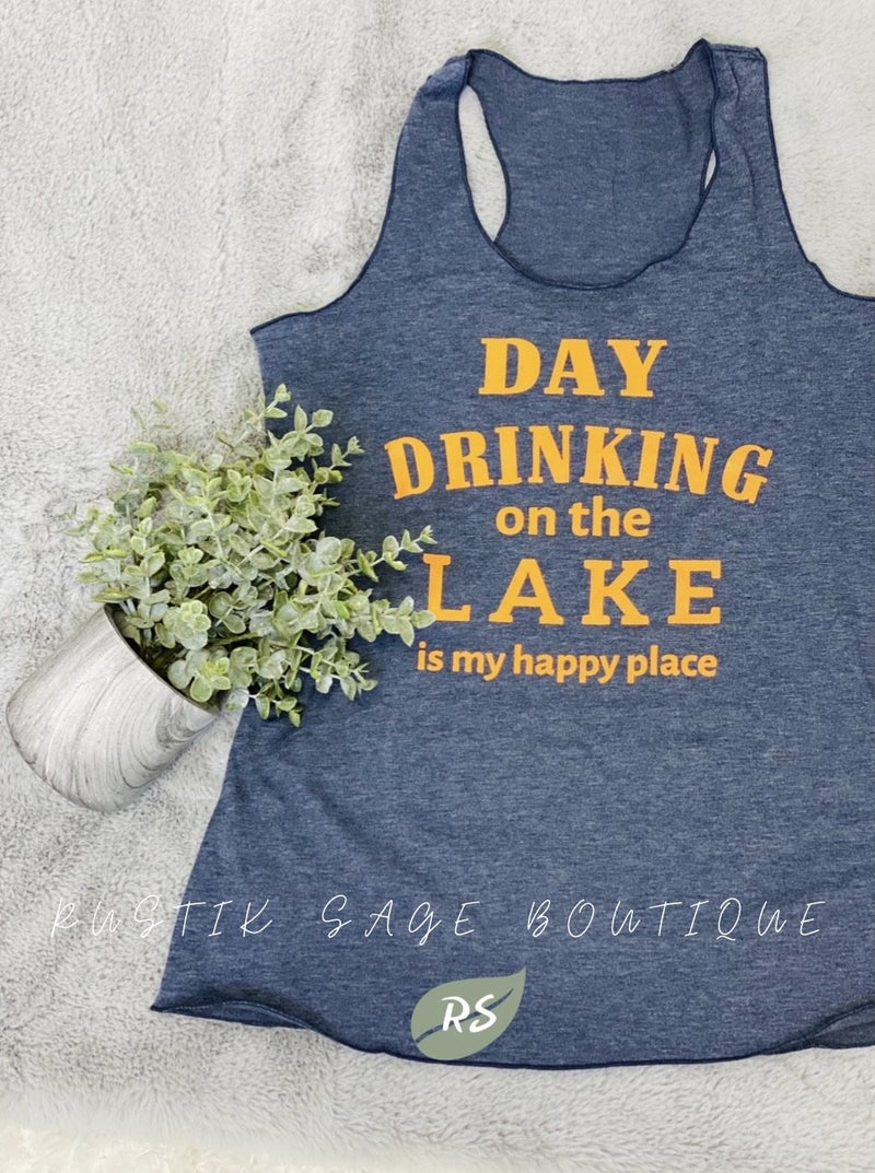 M51 Your Summer Lake Tank Top *Final Sale*