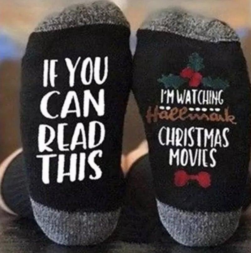1151 Beauty Hallmark Holiday Socks