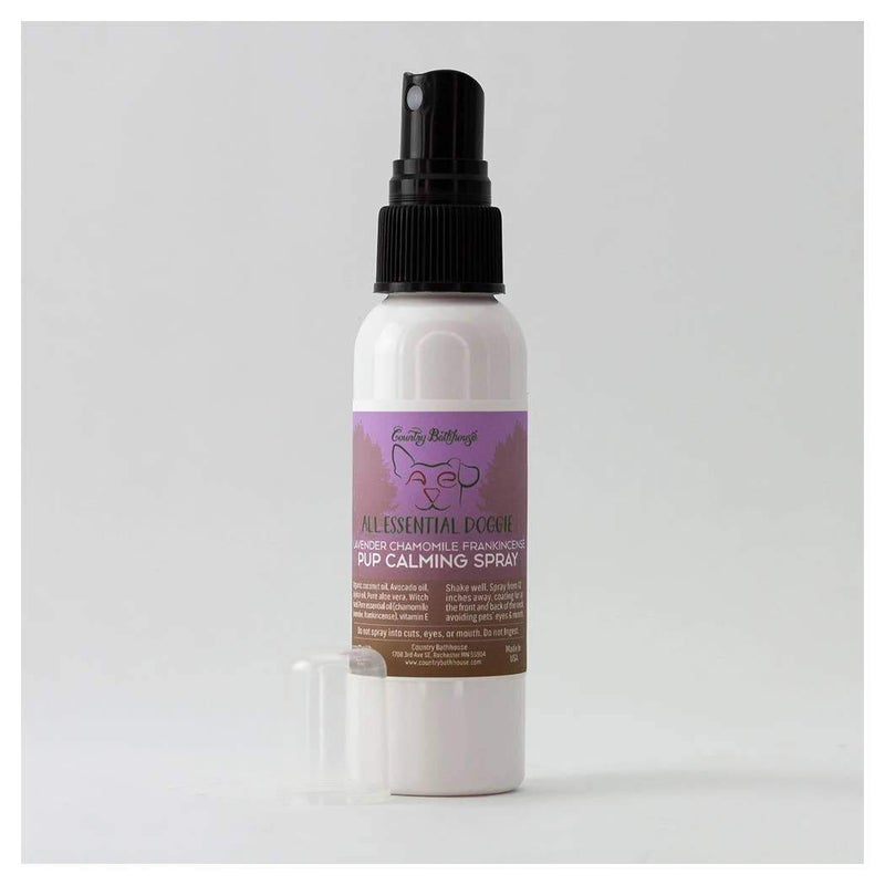 1185 Country Bathhouse All Essential Doggie Pup Calming Spray