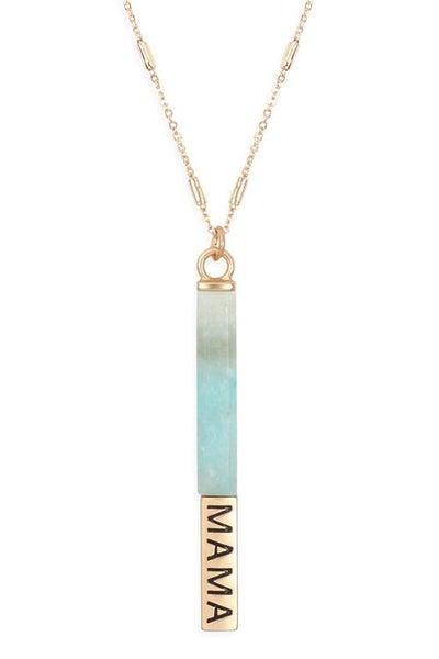 JA06 WFS The Mama Necklace