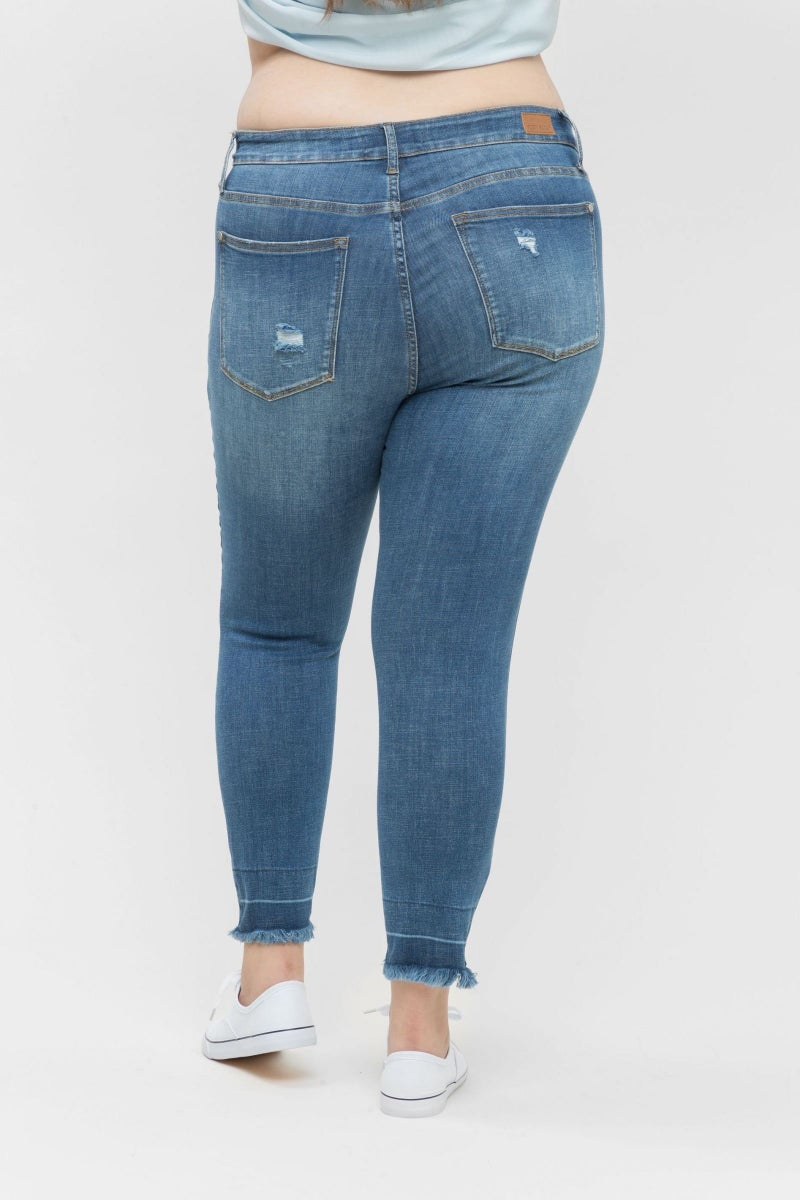 AP46 Judy Blue Destiny Skinny Jeans