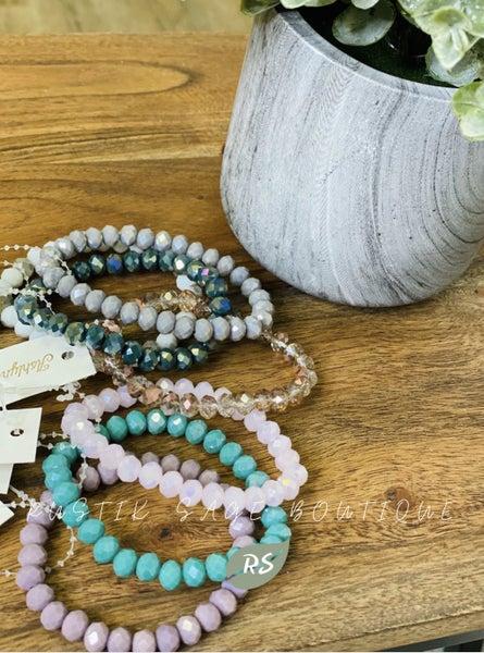 M87 Simply Beaded Bracelets