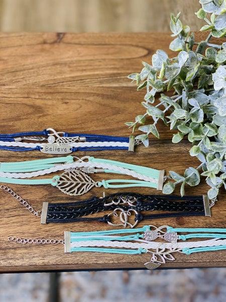 M76 Banded Bracelets