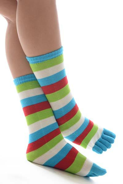 1133 Yelete Toe Socks