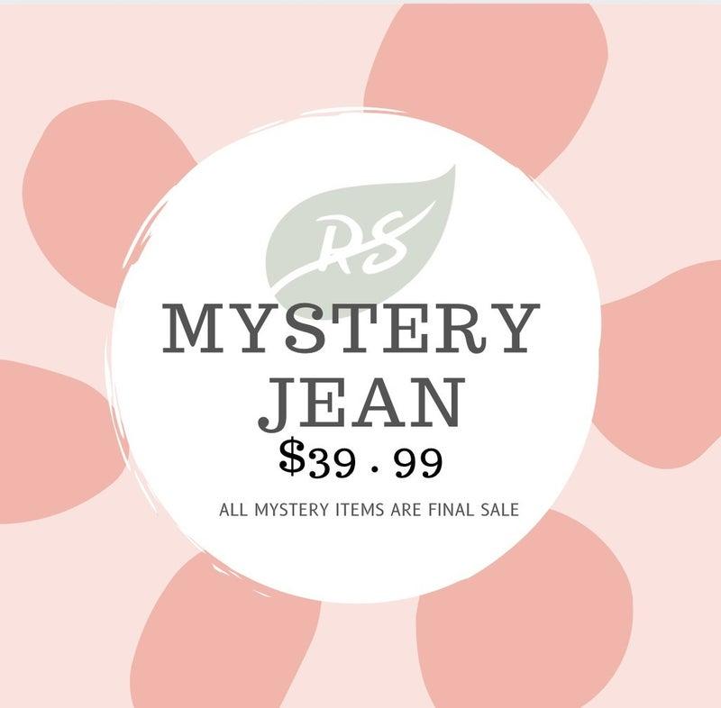 MYSTERY JEANS *Final Sale*
