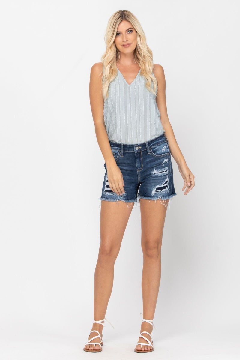 M116 Judy Blue Your Cut For Me Shorts