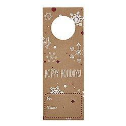 11047 Creative Brands Holidays Beverage Tags