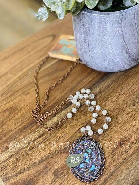 M86 Southern Junkie Vintage Necklace