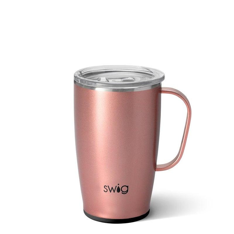 11006 Swig 19oz Rose Gold Travel Mug
