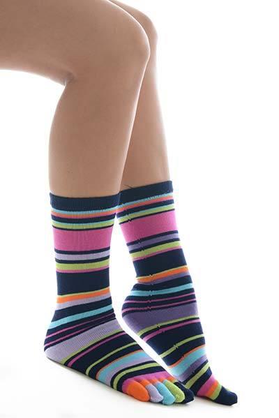 1133 Yelete Toe Socks