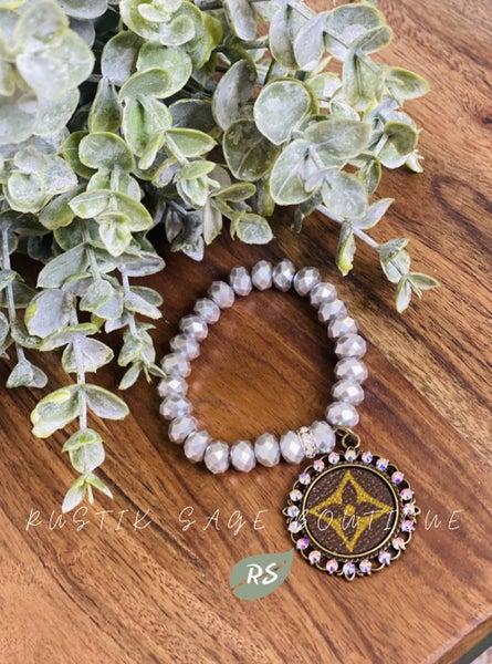 M95 Keep It Gypsy Silver Bracelet
