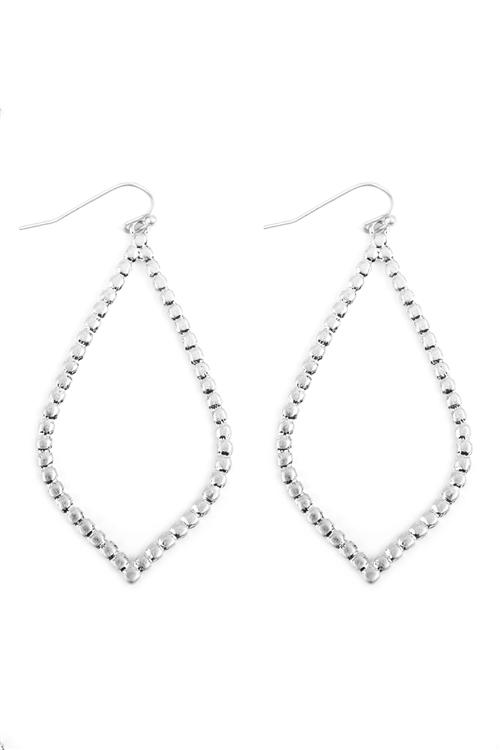 JA09 WFS The Marquise Earring