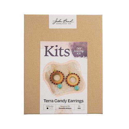 Danielle Wickes Terra Candy Earrings Kit
