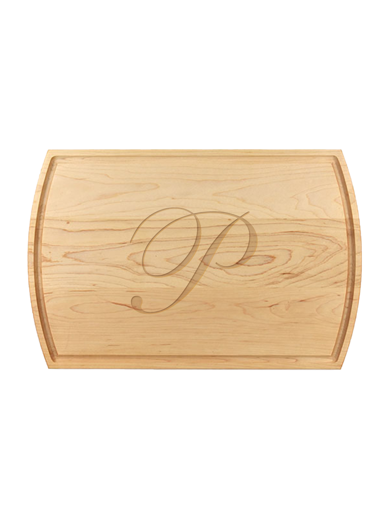 Script Personalized Serving Board