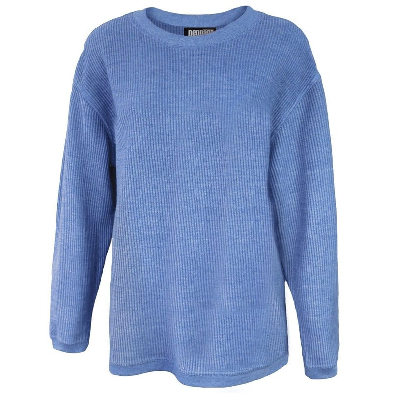 Corded Crew Sweatshirt