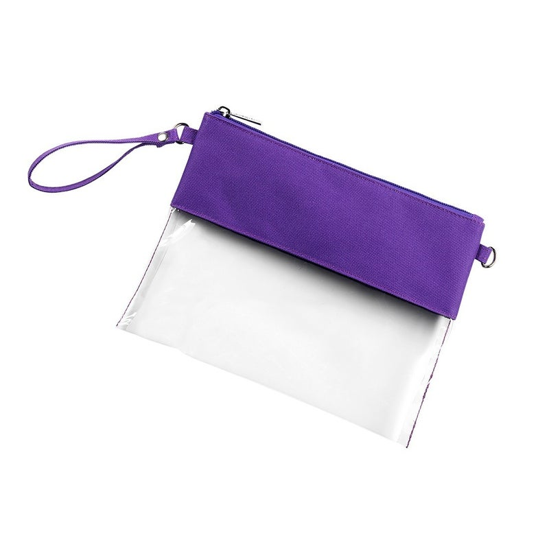 Clear Clutch Purse