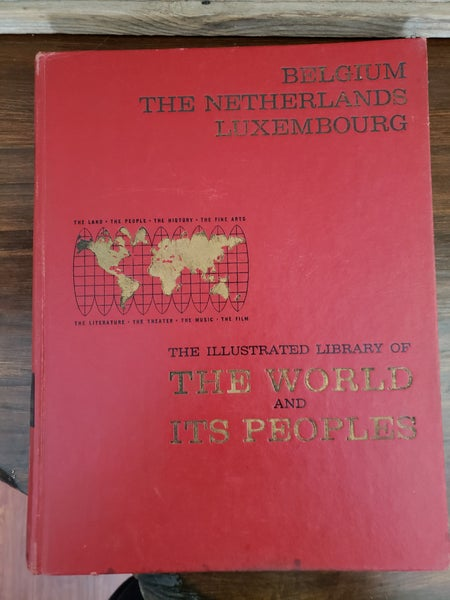 1960's The World and its People-Belgium/The Netherlands/Luxembourg