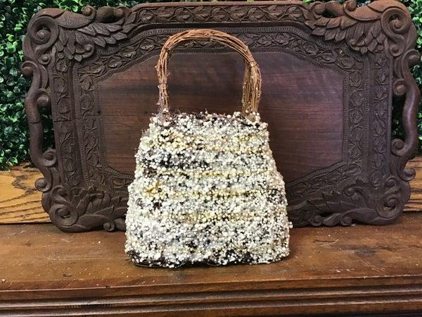 Grapevine purse