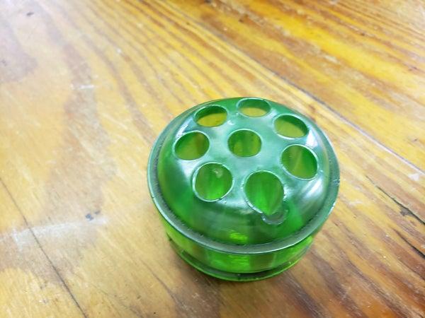 Green Flower Frog