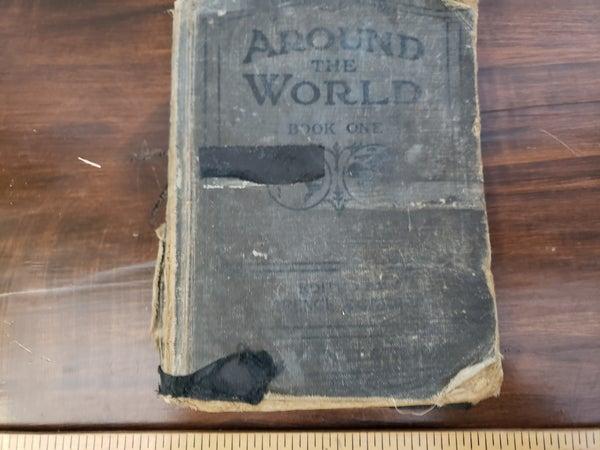 1910 Around the World Book One
