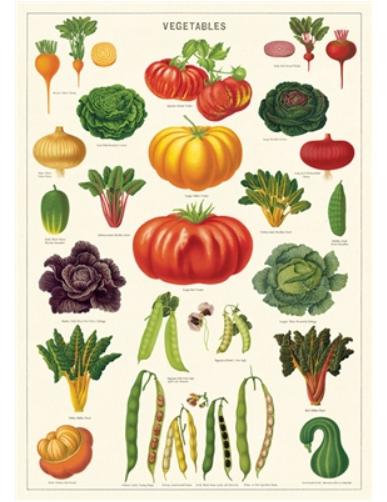 Vegetable Garden Wrap