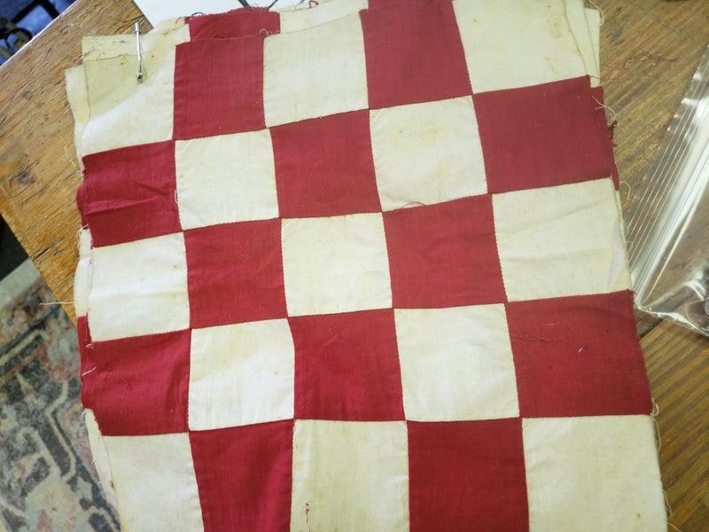 Vintage Quilt Square