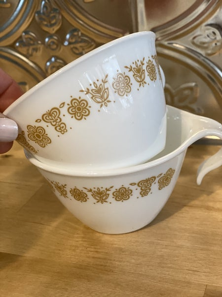 Set of two Corelle cups