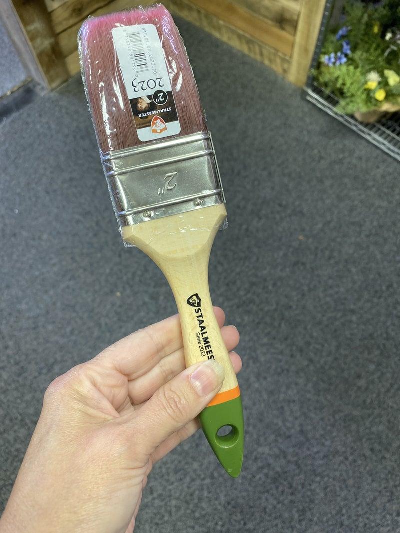 "2"" Staalmeester Paint Brush"