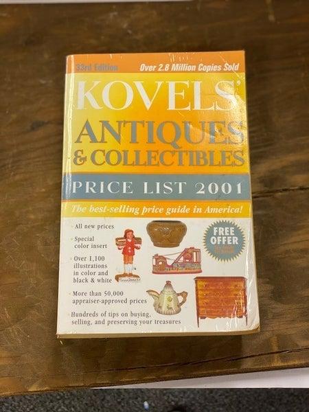 Collectibles book