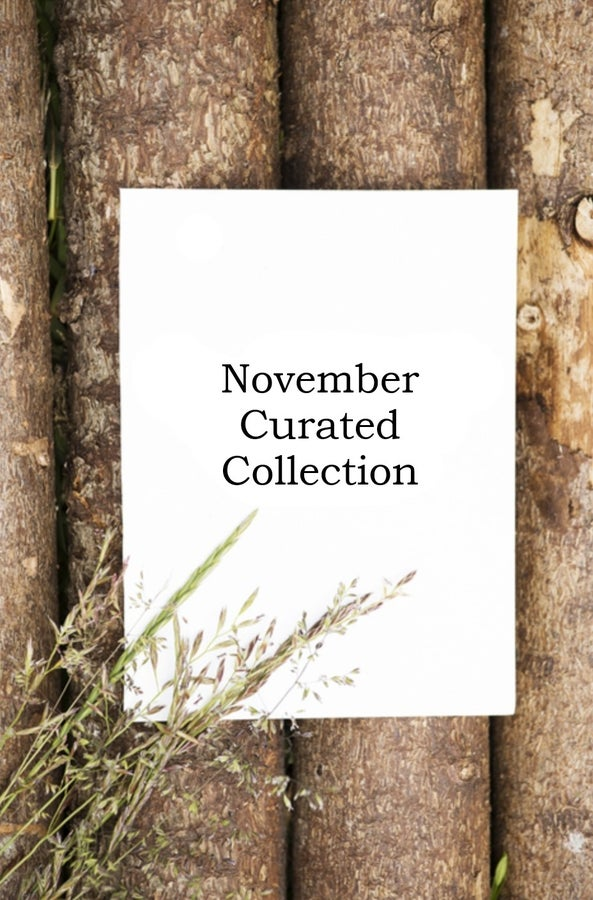 November Curated Collection