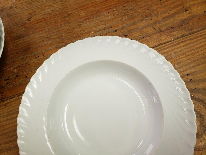 Set of 6 White Bowls