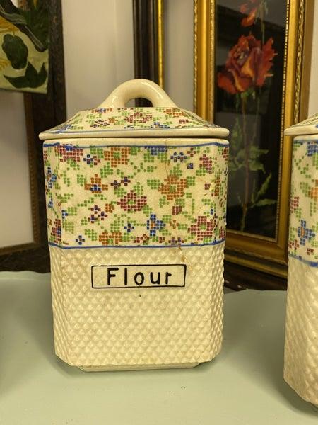 Flour/POD canister