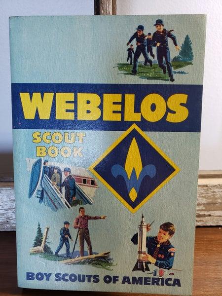 1967-WEBELOS SCOUT BOOK