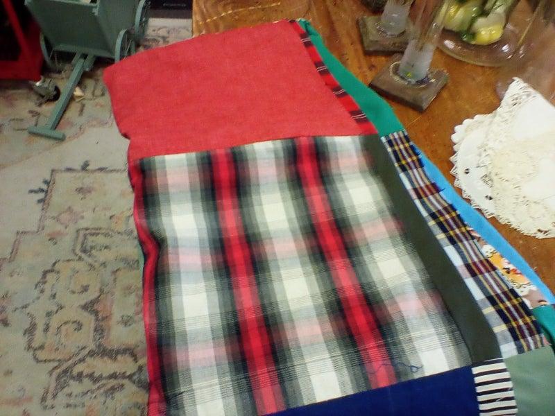 Vintage quilt tap