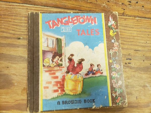 Tangletown Tales Book