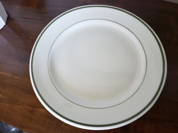 Restaurant ware dish