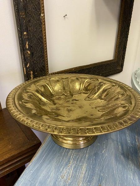 Brass Raised bowl