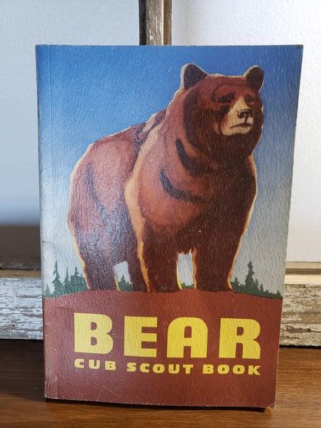 1960-BEAR CUB SCOUT BOOK