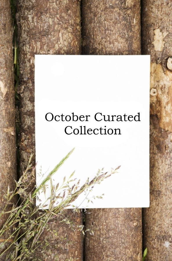 OCTOBER CURATED COLLECTION