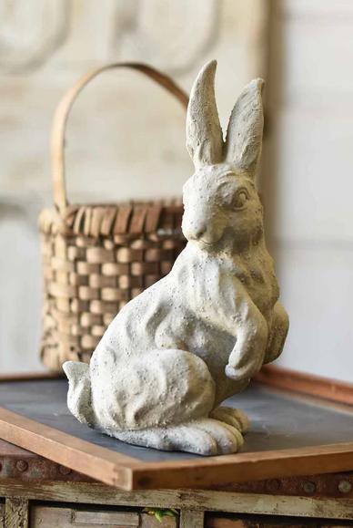 "13"" Watchful Bunny"