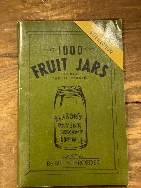 Fruit Jars book