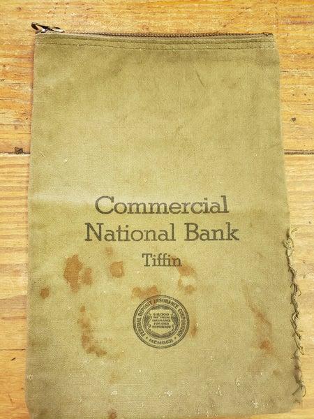 Vintage Bank Bag