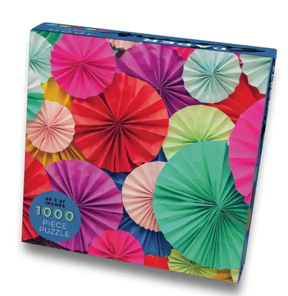 1000 PC Paper Blooms Puzzle
