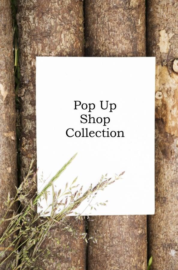 Pop up Shop Collection